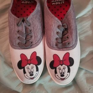 Minne Mouse Shoes